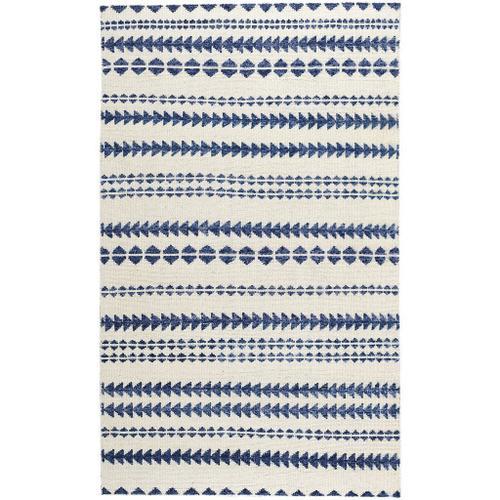 Viking Stripe Alabaster Lapis - Rectangle - 5' x 8'
