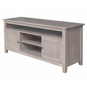JOHN THOMAS FURNITURESturbridge TV Stand in taupe Gray