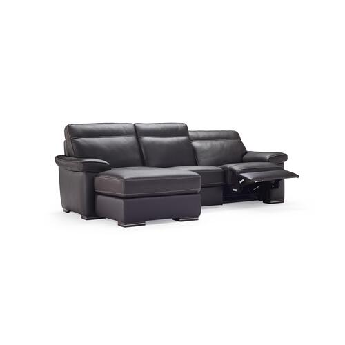 Natuzzi Editions B814 Sectional