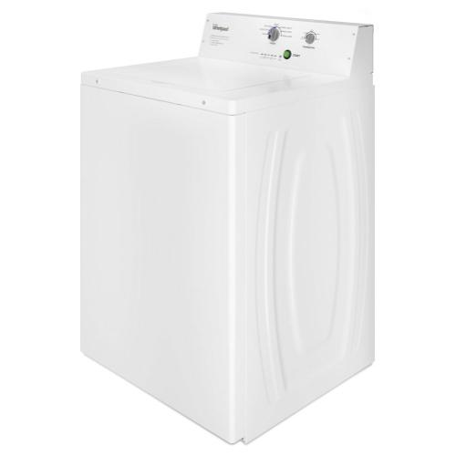 Commercial Top-Load Washer, Non-Vend