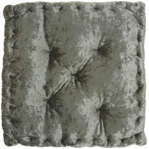 "Life Styles L0225 Grey 18"" X 18"" X 3"" Seat Cushion"