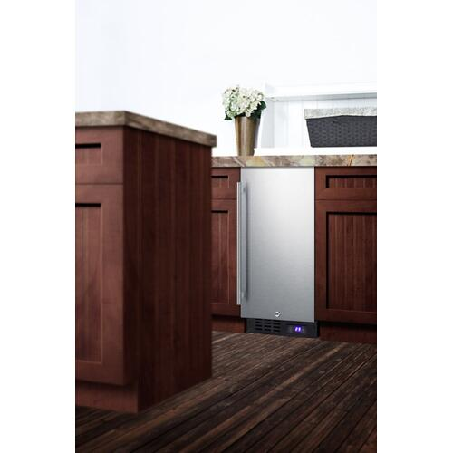 "15"" Built-in All-freezer"