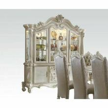 ACME Versailles Hutch & Buffet - 61134 - Bone White