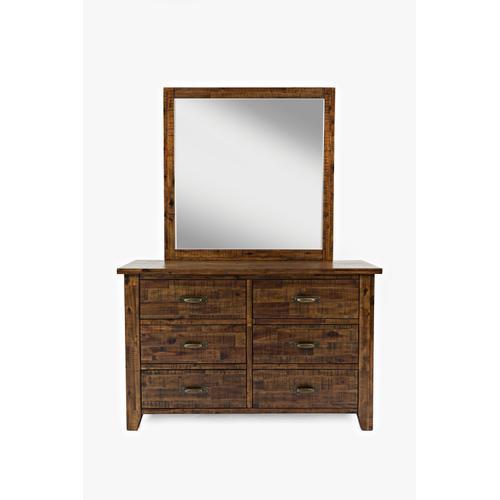 Sonoma Creek Dresser and Mirror