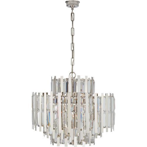 Visual Comfort - AERIN Ambrois 13 Light 30 inch Polished Nickel Chandelier Ceiling Light, Medium