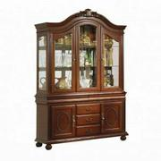 ACME Classique Hutch & Buffet - 11835 - Cherry Product Image