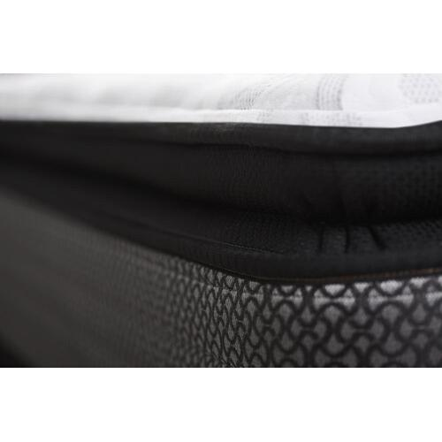 Energetic Cushion Firm Euro Pillow Top Twin Mattress