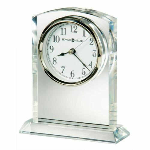Howard Miller Flaire Modern Desk Clock 645713