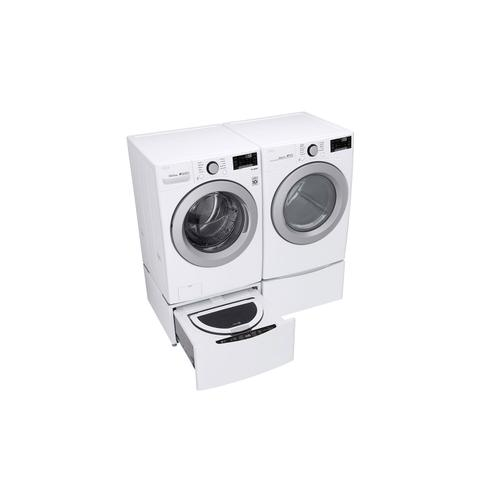 LG Canada - 7.4 cu. ft. Ultra Large Capacity Smart Wi-Fi Enabled Electric Dryer