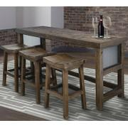 LAPAZ Everywhere Console with 3 Stools Product Image