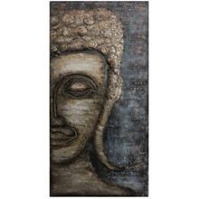 See Details - Modrest Inca Modern Sculptural Wall Art