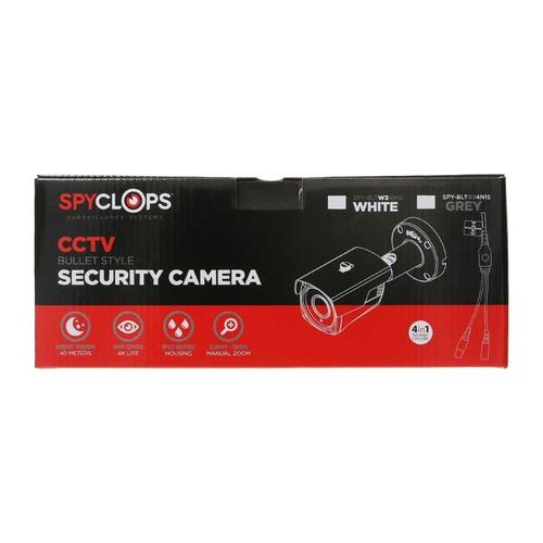 Metra Home Theater - CCTV Bullet Style Camera