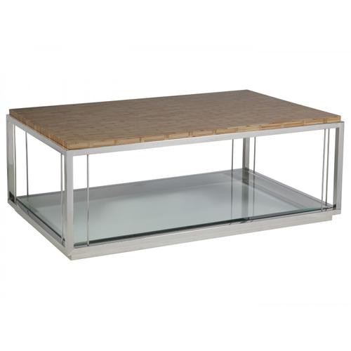 Thatch Rectangular Cocktail Table