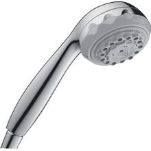Chrome Handshower 3-Jet, 2.5 GPM