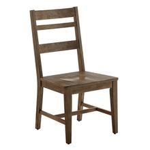 Dining Chairs, Set of 2 - Heritage Pine Finish