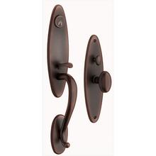 Venetian Bronze Springfield Entrance Trim