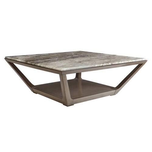 Latitude Cocktail Table - Grey Birch