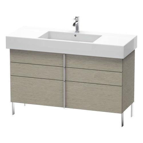 Duravit - Vanity Unit Floorstanding, Cashmere Oak