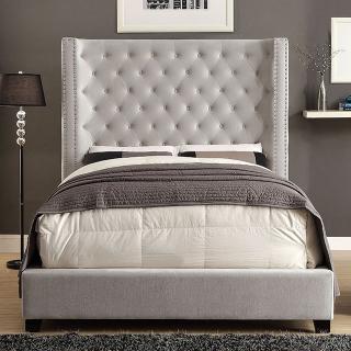 Mirabelle Ivory Queen Bed