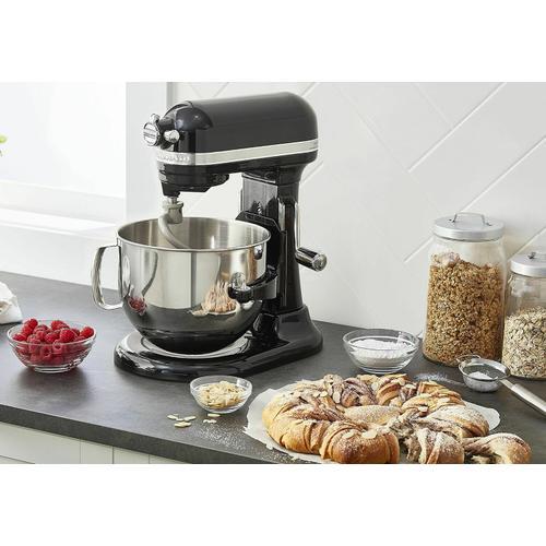 KitchenAid - Pro Line® Series 7 Quart Bowl-Lift Stand Mixer - Onyx Black