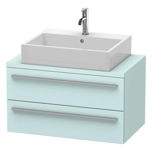 Duravit - Vanity Unit For Console Compact, Light Blue Matte (decor)