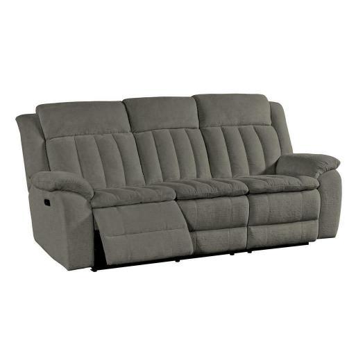 CUDDLER - LAUREL DOVE Power Sofa