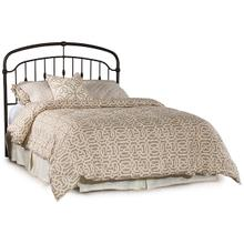 Pearson Full/queen Headboard In Oiled Bronze Metal (bed Frame Included)