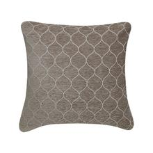 Stella Cushion - Stucco / 100% Duck Feather