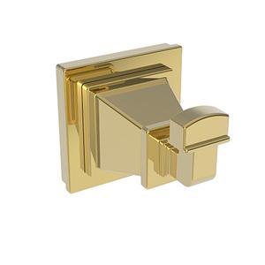 Polished Gold - PVD Single Robe Hook