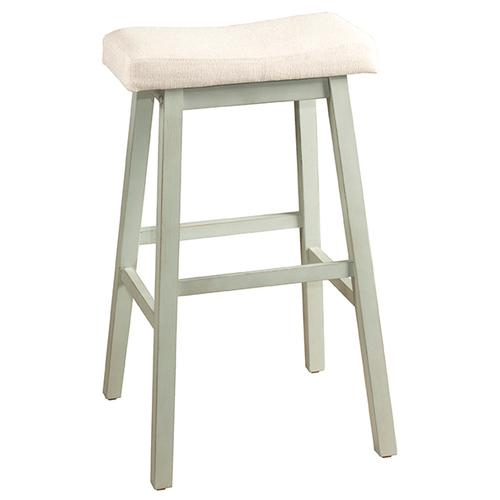 Gallery - Moreno Backless Counter Stool - Blue Gray