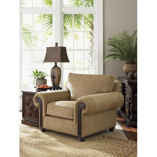 Tommy Bahama - Riversdale Chair Riversdale Ottoman
