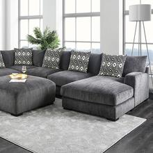 Kaylee U-Sectional w/ Right Chaise