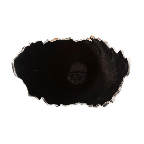 Howard Elliott - Dramatic Flared Aluminum Vase