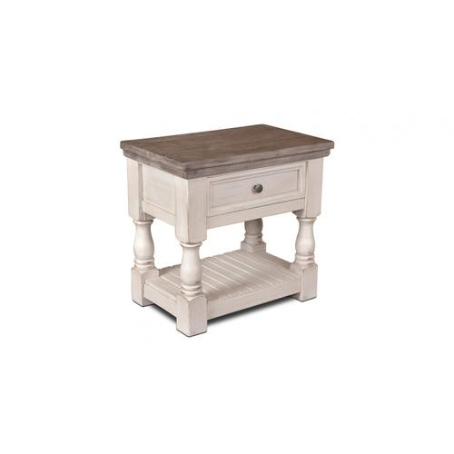 Bay View 1 Dwr Nightstand