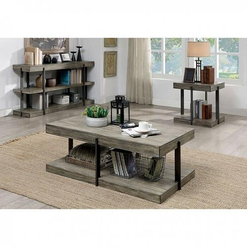 Gallery - Tual End Table