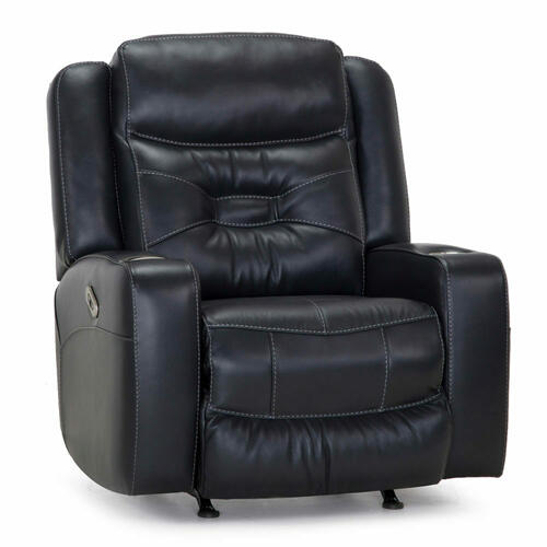 Franklin Furniture - 4746 Quantum Leather Recliner