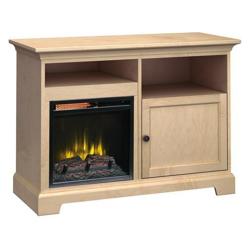FP46A Fireplace Custom TV Console