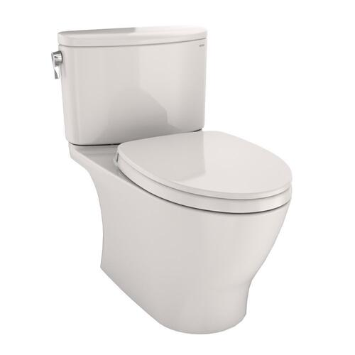 Nexus® 1G Two-Piece Toilet, 1.0 GPF, Elongated Bowl - Colonial White