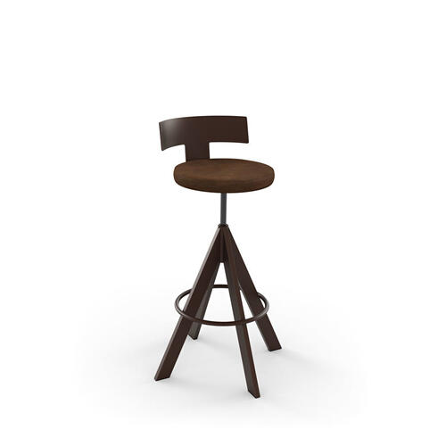 Uplift Screw Stool (cushion)