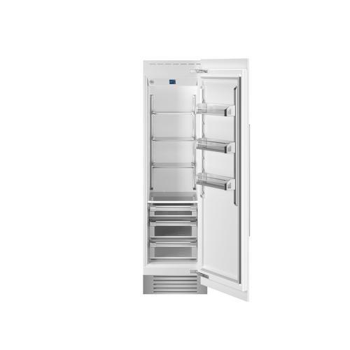 "Bertazzoni - 24"" Built-in Refrigerator Column Panel Ready Panel Ready"