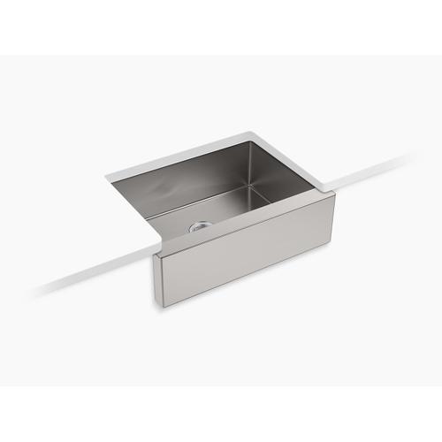"29-1/2"" X 21-1/4"" X 9-5/16"" Undermount Single-bowl Medium Farmhouse Kitchen Sink"
