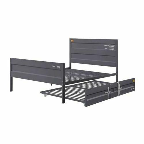 ACME Cargo Full Bed - 35915F - Gunmetal