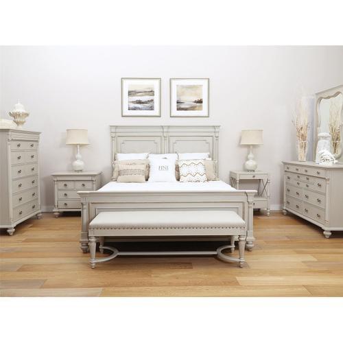 Queen Brookston Bed