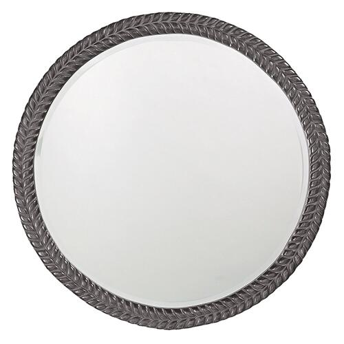 Howard Elliott - Amelia Mirror - Glossy Charcoal