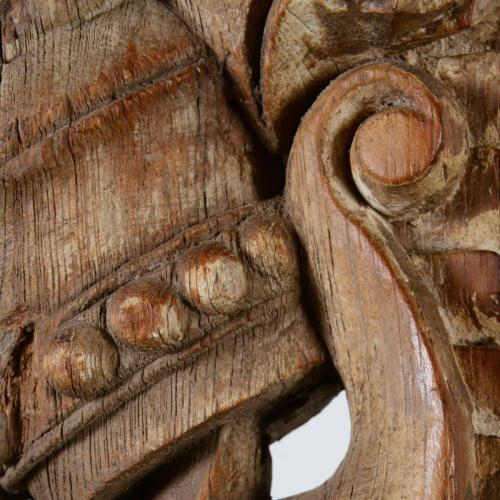 Carved Horse Head SFK