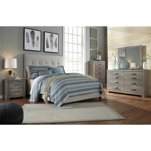 B070 Dresser & Mirror Set (Culverbach)