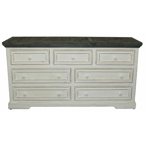 Million Dollar Rustic - Ww/123a Oasis 7 Drawer Dresser