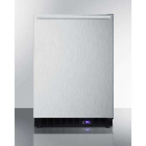 """Product Image - 24"""" Wide Built-in All-freezer With Icemaker"""