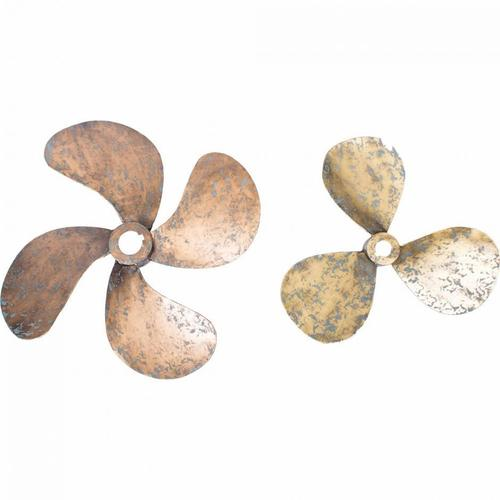Propellers Wall Décor Set Of 2