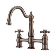 Cobar Lavatory Bridge Faucet - Oil Rubbed Bronze